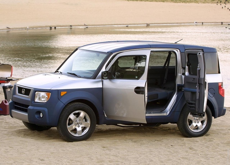 2003 Honda Element Related Infomationspecifications Weili