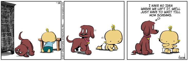 Dog Eat Doug by Brian Anderson for Jan 28, 2017 | Read Comic Strips at GoComics.com