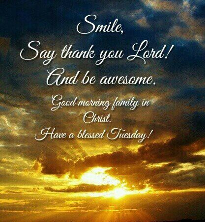 A Blessing to start the week!   Ramblings of the Claury  Weekly Blessings