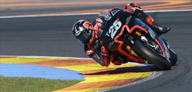 Valencia MotoGP test times - Tuesday (4pm)