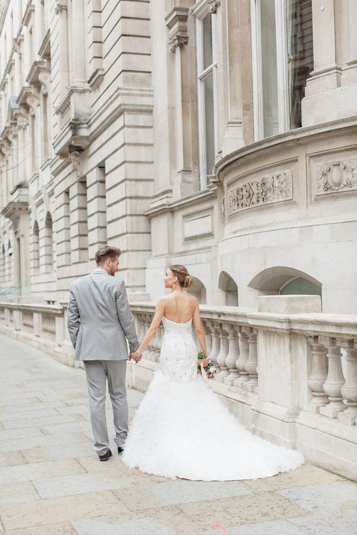 Luxury Wedding Inspiration From The Corinthia Hotel in London. Image by Roberta Facchini.- ROCK MY WEDDING | UK WEDDING BLOG
