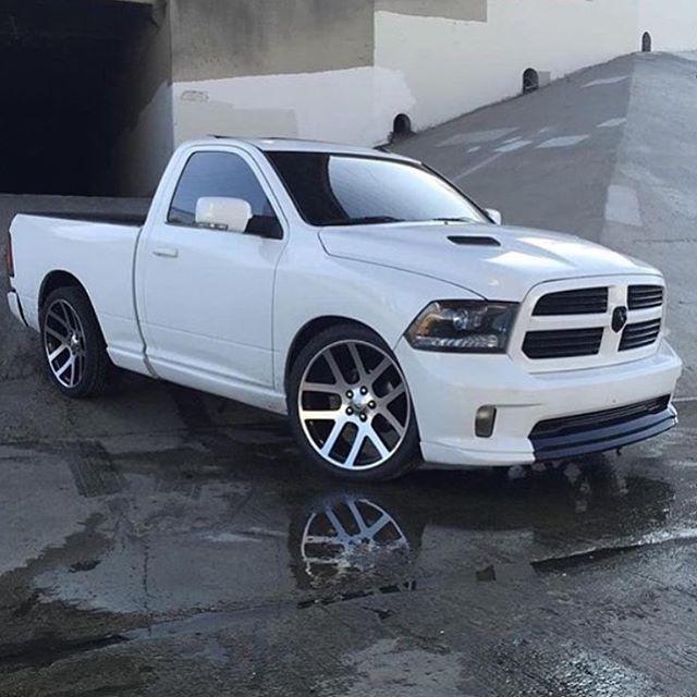 dodge #ram #sik_trucks #tb