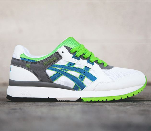 Asics GT-Cool - White / Pacific Blue