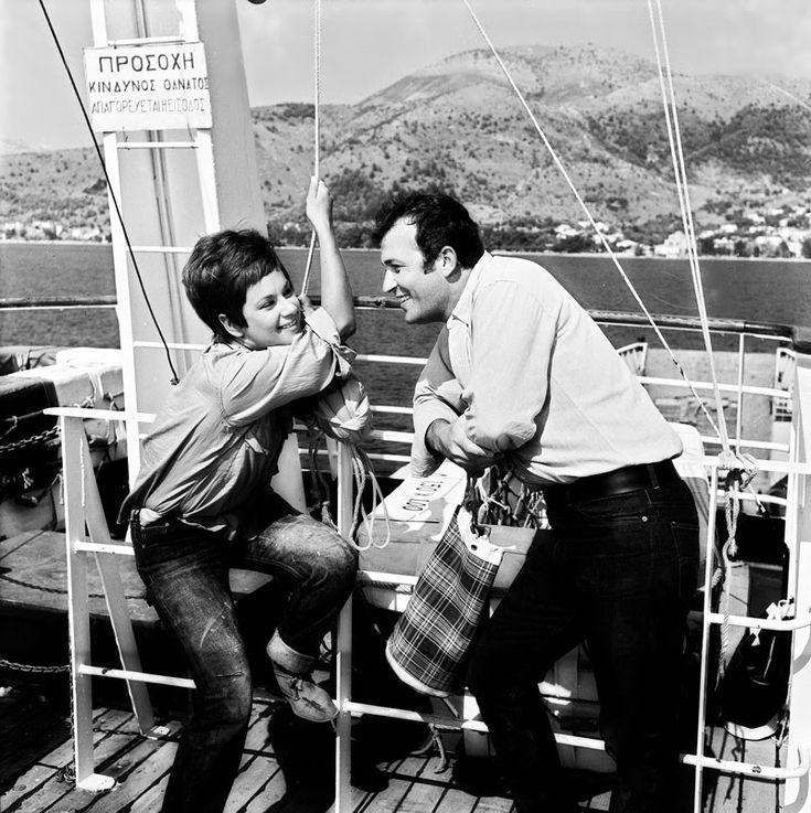 Finos Film - Photo Gallery Ταινίας: 'Η Αρχόντισσα Και Ο Αλήτης' (1968)