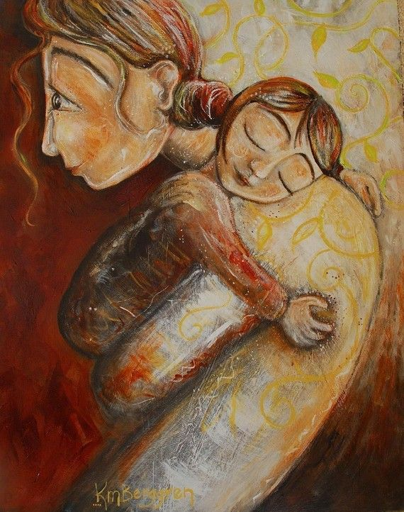 Image result for Motherhood abstract art pinterest
