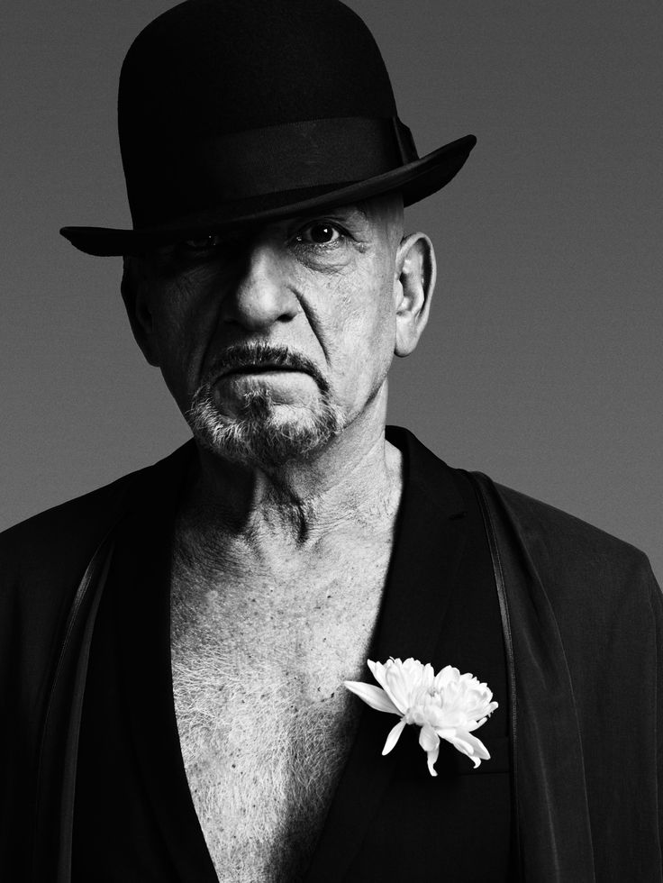 Sir Ben Kingsley, CBE (born Krishna Pandit Bhanji; 31 December 1943) is an English actor. PHOTO BY Bryan Adams.