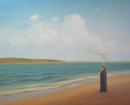 Viimeinen ranta - Last border, 2003 by Kaj Stenvall