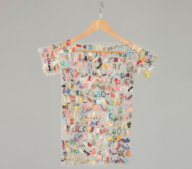 T-Shirt and Jacket - Susie Freeman - Crafts Council 40:40