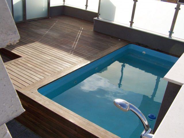 Las 25 mejores ideas sobre piscinas poliester en for Modelos de piscinas caseras
