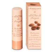 Balsamo Labbra - All'Olio di Argan - L'Erbolario euro 5,30