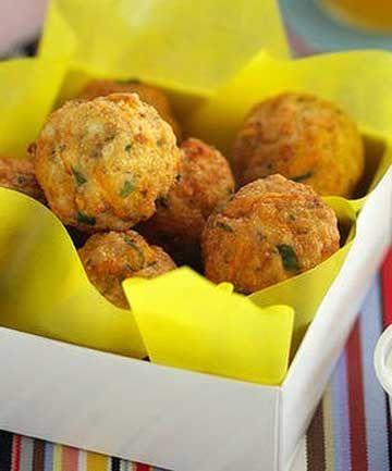 Recipe: Tasty chicken balls   Essential Mums