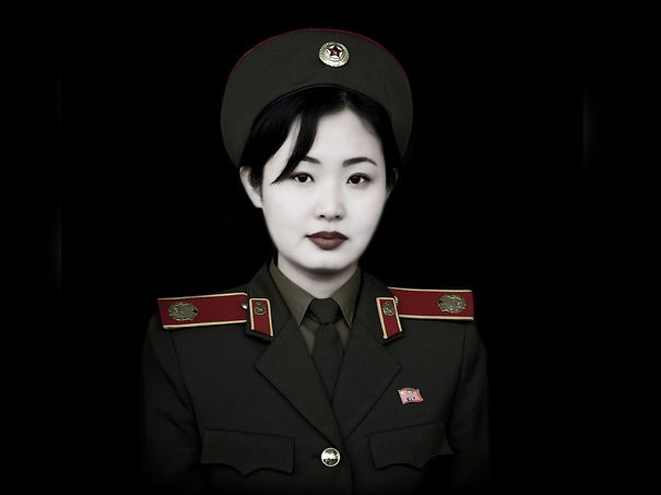 Famous for his photos taken in North Korea, Eric Lafforgue has a story for each person he has photographed.