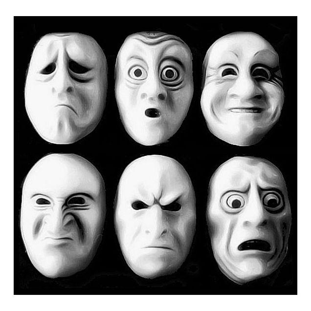 Изменчивость выражения лица