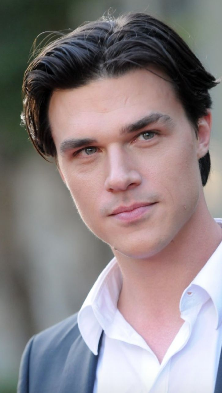 The beautiful Finn Wittrock, aka the twisted Dandy Mott in AHS Freak Show photographed at an American Horror Story Even