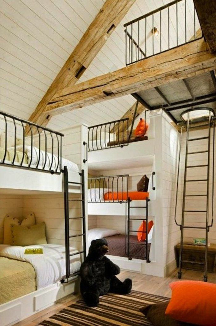Great Le lit mezzanine ou le lit superspos Quelle variante choisir