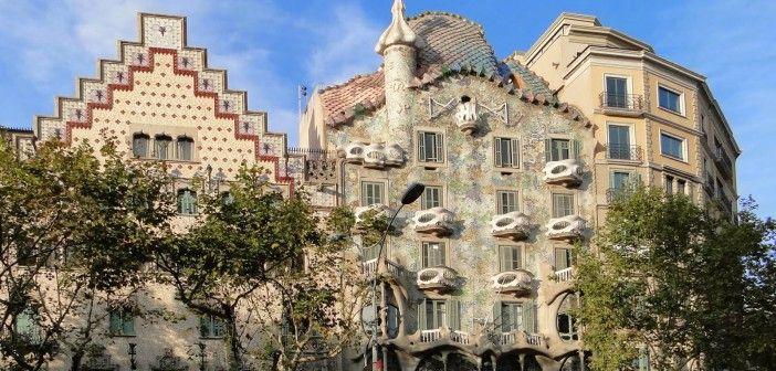 Эйшампла соседства Барселона