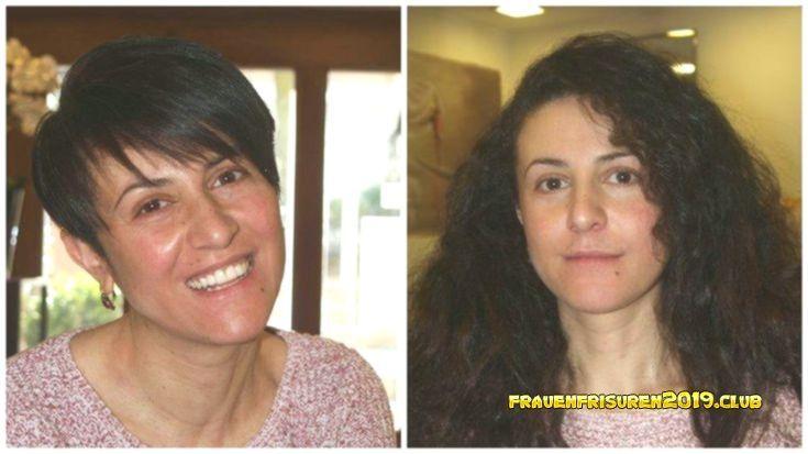 Frisuren Frauen Rundes Gesicht Vorher Nachher Frisuren Damen Vorher Nachher Frisuren Long Bob Vorher Nachher Fr Womens Hairstyles Hair Styles Round Face