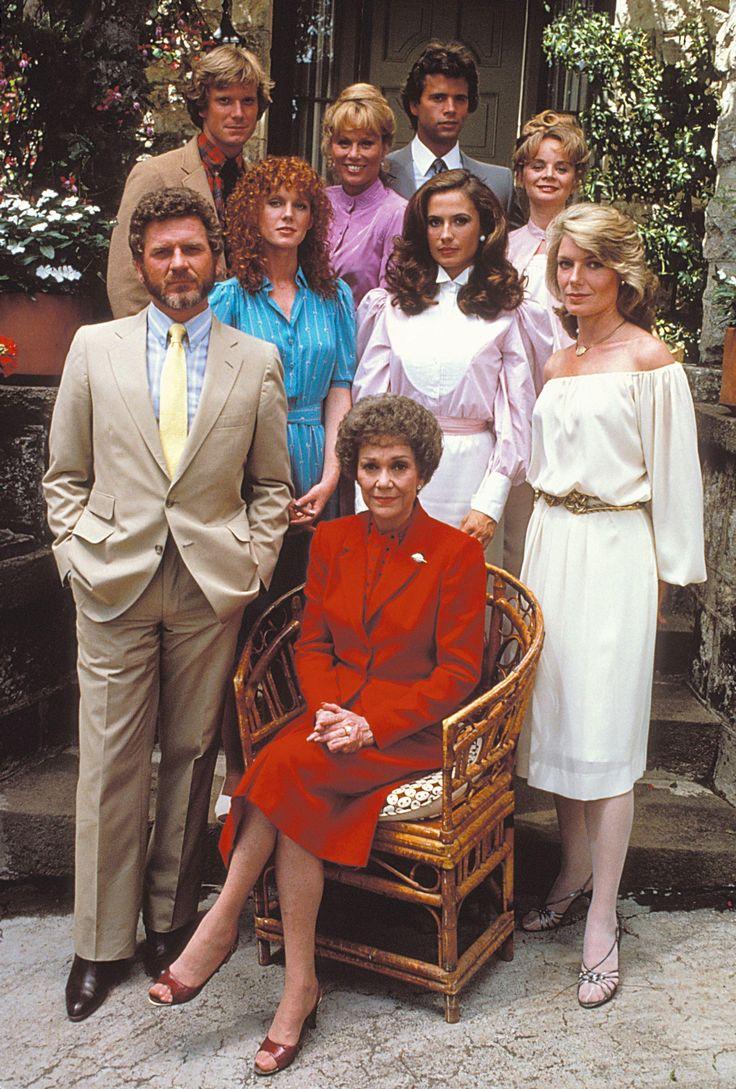 """Falcon Crest""  (1981 - 1990) starring Jane Wyman"