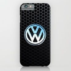 Volkswagon Metal iPhone 6s Slim Case