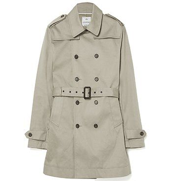 MARCS - MATCHLESS COTTON TRENCH - Sand