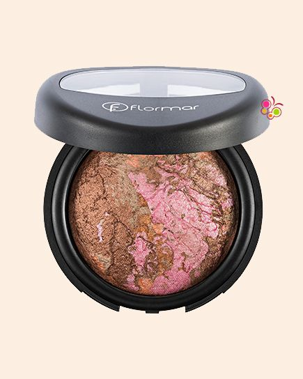 FLORMAR Terracotta Powder Pudra 025