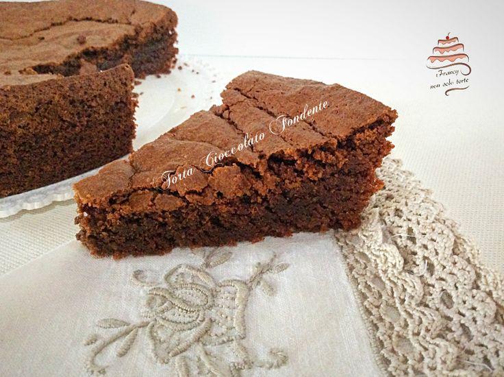 Torta Cioccolato Fondente