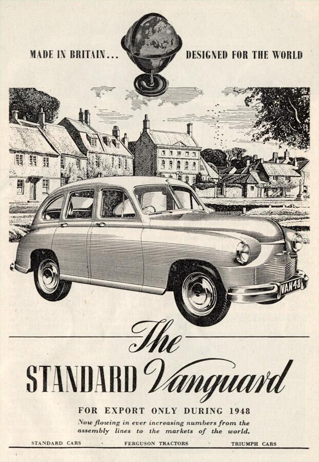 The 94 best Standard images on Pinterest   Vintage cars, Br car and ...