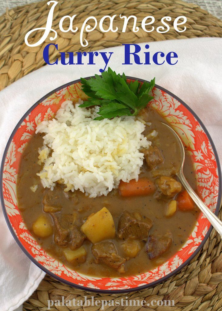 Japanese Curry Rice Beef Curry Stew Recipe Japanese Beef Beef Curry