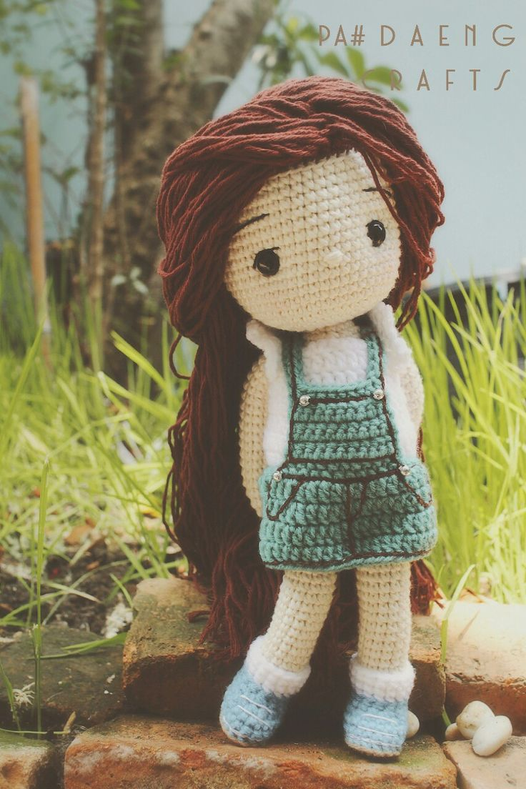 Crochetdoll (inspiration)