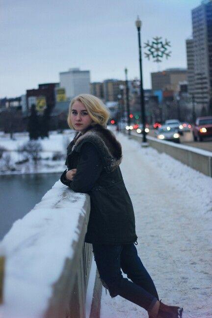 Portrait photography by Liv