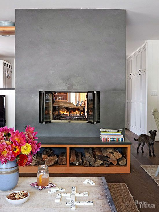 190 Best Images About Fancy Fireplaces On Pinterest | Fireplace