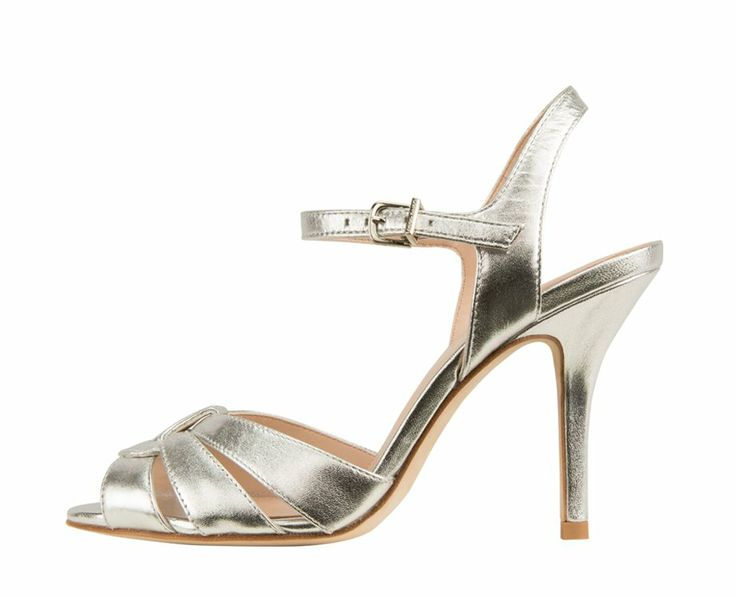 pelle moda flirty sandal silver Free shipping both ways on women, from our vast selection of styles fast delivery, and 24/7/365 real-person service with a smile click or call 800-927-7671.