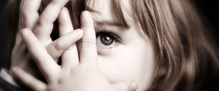 Pais com crianças tímidas