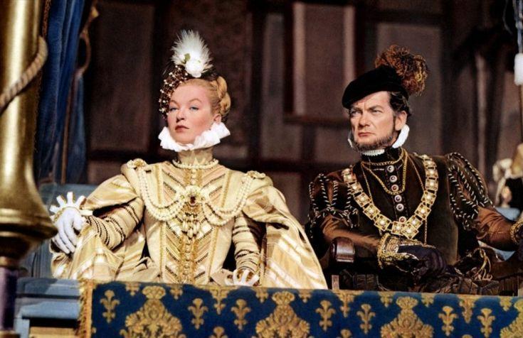 La princesse de Clèves Year: 1961 Director: Jean Delannoy Jean Marais, Marina Vlady