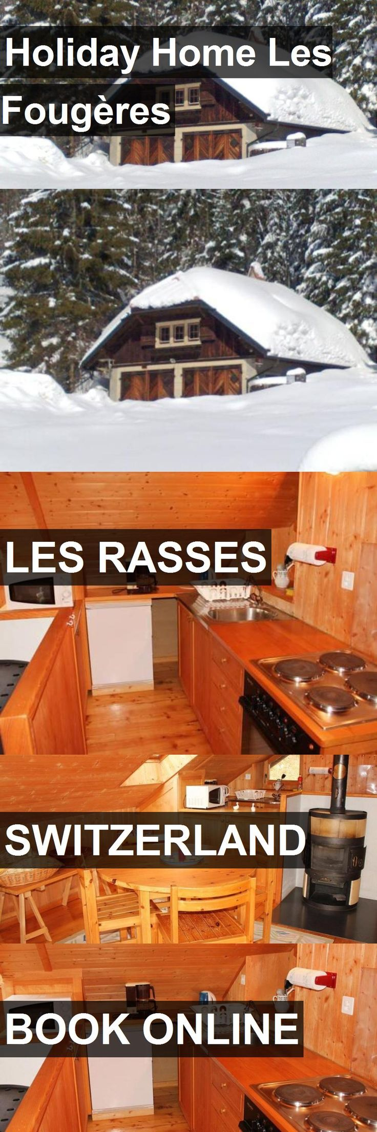 Hotel Holiday Home Les Fougères in Les Rasses, Switzerland. For more information, photos, reviews and best prices please follow the link. #Switzerland #LesRasses #travel #vacation #hotel