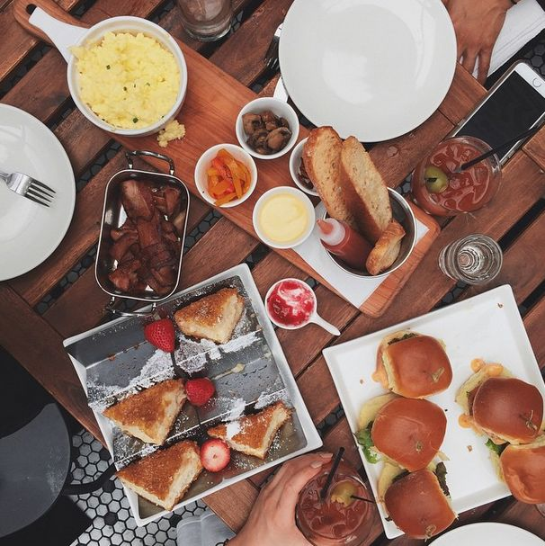 Hotel Chantelle, Lower East Side   17 Affordable All-You-Can-Drink Brunches In NYC