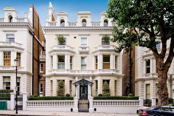 Holland Park London W14 For Sale Through UK Sothebys International Realty Exterior 600x399