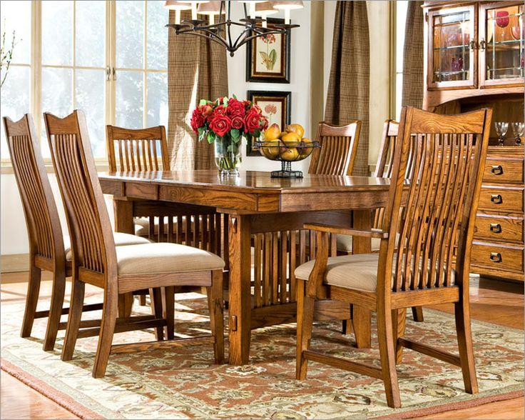 Pasadena Revival Dining Room By Heritage Brands Intercon