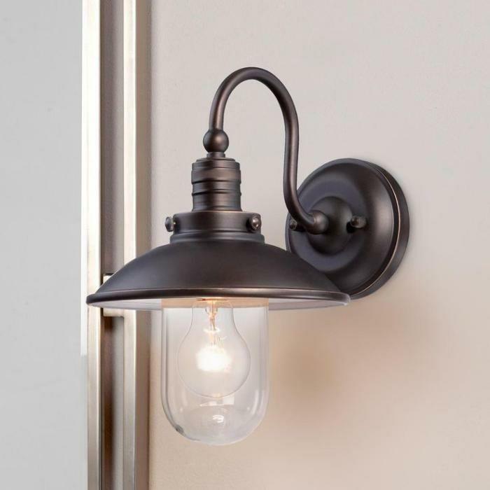 Lampe Glühbirnenform chrom