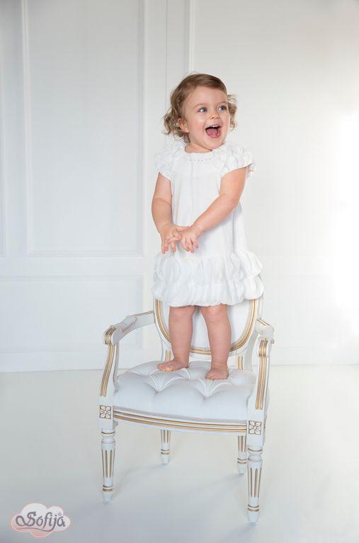 Sukienka dla dziewczynki Liliana   #sofija #bawełna #antyalergiczne #ubranka #dziecko #kids #baby #kidsfashion #kinder #kindermode #ребенок #мода #enfant #mode #producer