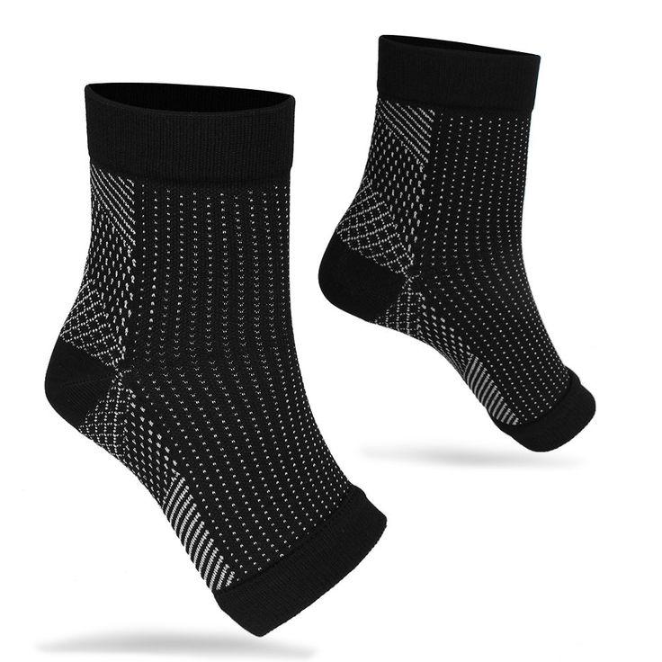 Hamactiv foot sleeves best plantar fasciitis compression