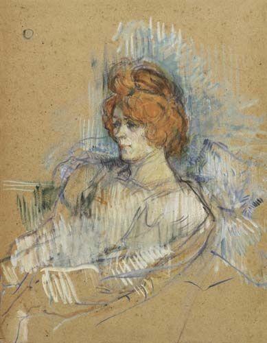 Henri De Toulouse-Lautrec | http://www.kunstkopie.de/kunst/henri_de_toulouse_lautrec_736/bildnis ...