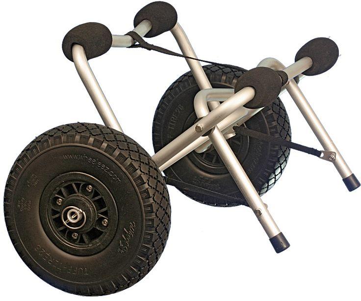 Kayak/Canoe Cart with Tuff-Tire Wheels by Wheeleez™