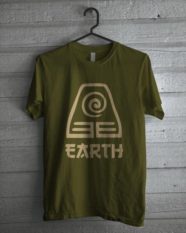 Earth Bending Icon
