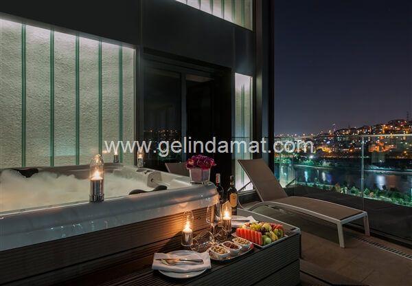 Mövenpick Hotel Istanbul Golden Horn  -  Mövenpick Hotel Istanbul Golden Horn_58