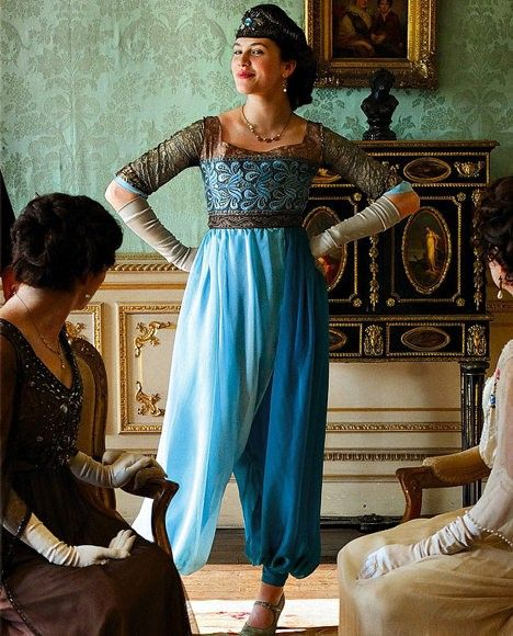oh my....: Outfits, Costumes, Downtonabbey, Style, Latest Fashion, Harems Pants, Downtown Abbey, Lady Sybil, Downton Abbey