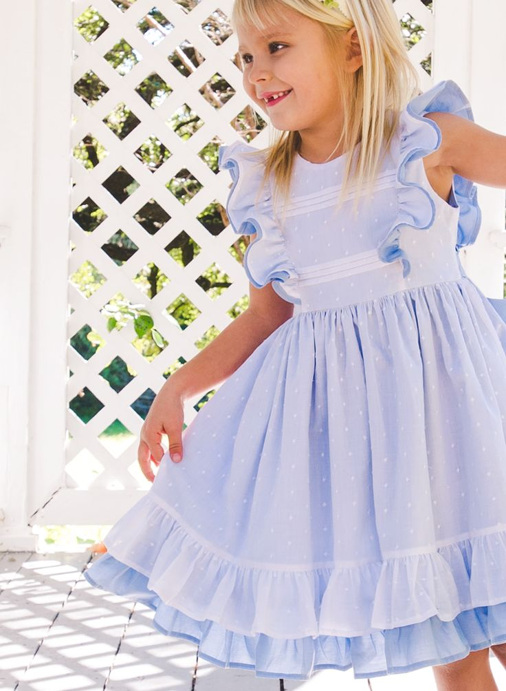 Alice Dress from Bourgeois Bebe $56