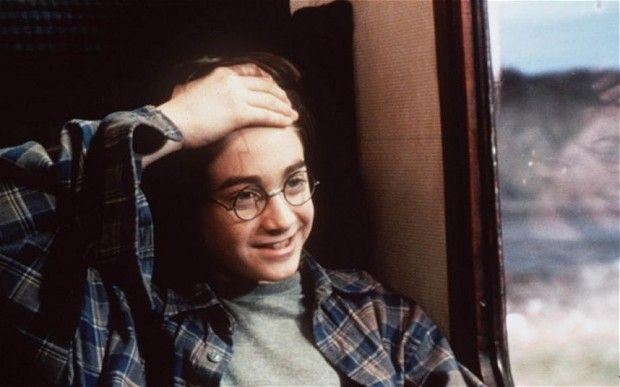 Harry Potter and the Philosopher's Stone (2001): original Telegraph review #harrypotter