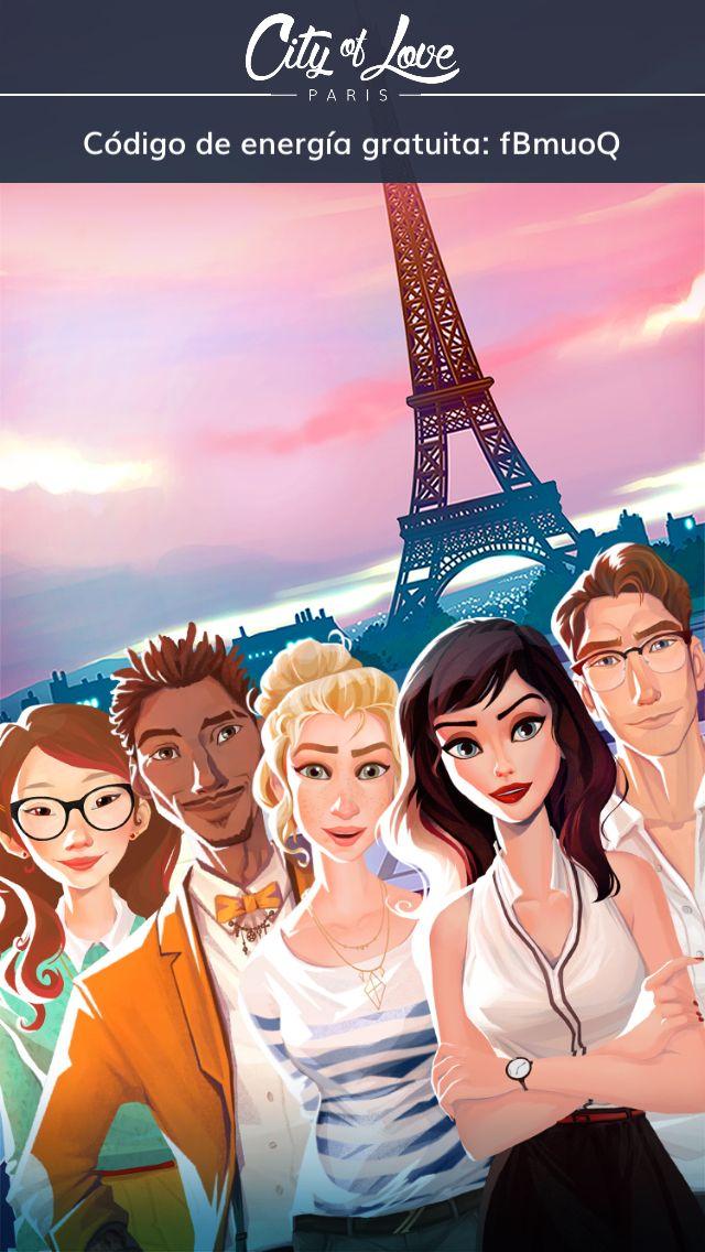 ¡Diviértete en City of Love: Paris! http://r-mob.ubi.com/?ap=cityofloveparis ¡Gana un regalo con el código fBmuoQ! #PlayCOLP