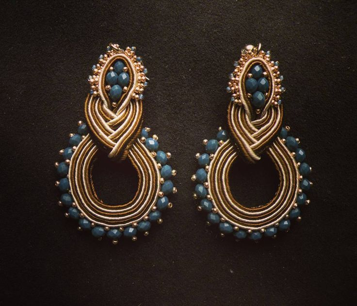 #hasce #soutache #soutacheearrings #glam #fashion #girls #girl #followme #jewels #madeinitaly #handmade #italy #love #luxury #luxurylife #lusso #luxe #earrings #rich #tweegram #fashionjewels #orecchinifattiamano #orecchini #fashionista #fashionblogger #instastyle #trend #bijoux #handcrafted